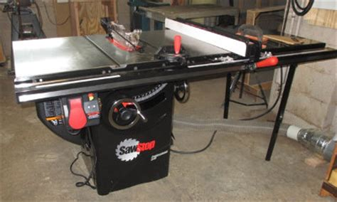 sawstop table  idetroit