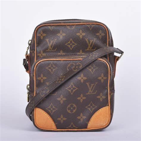 buy pre owned louis vuitton amazon  messenger bag monogram canvas affordable luxury