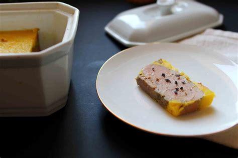 terrine de foie gras maison royal chill
