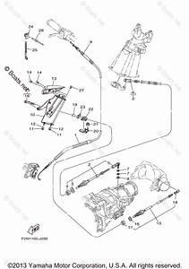 Yamaha Waverunner Parts 2012 Oem Parts Diagram For Control