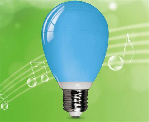 bluetooth speaker bulbs