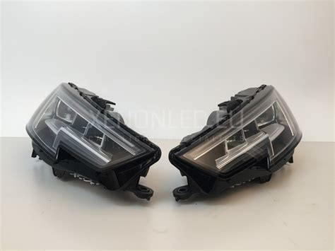 audi matrix headlights audi matrix led headlights technology news xenonled eu