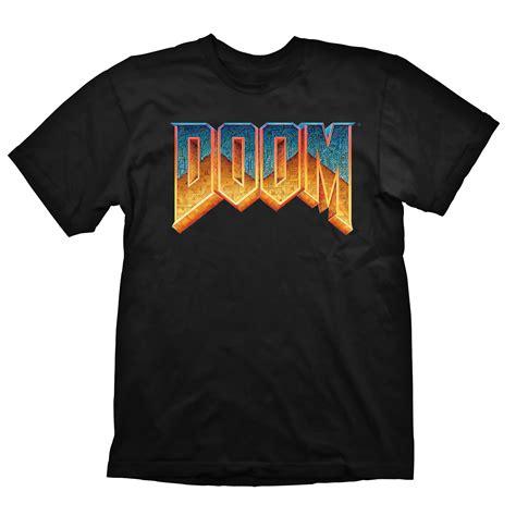 Doom T-Shirt Classic Logo | Bethesda Store Europe