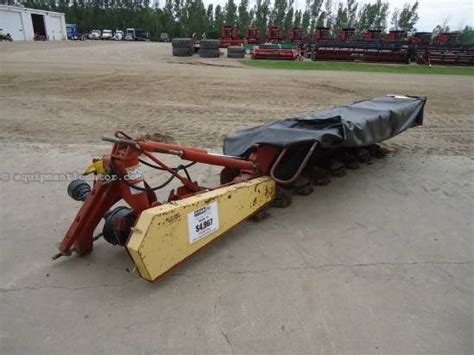 1998 New Holland 617 Disc Mower For Sale Stock# 6368164