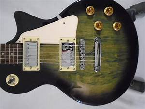 First Act Me201 80  Grey Burst Lp Style