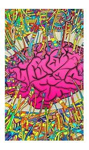 🥇 Brain imagination colors matei apostolescu wallpaper ...