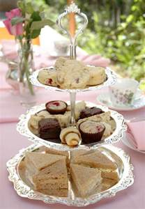 Afternoon Tea Party Food