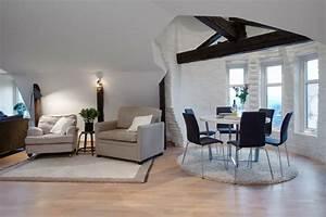Zimmer Mit Dachschräge Gestalten : wohnung einrichten wohnideen f r zimmer mit dachschr ge ~ Lizthompson.info Haus und Dekorationen