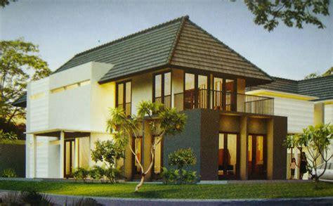 desain rumah minimalis  lantai tampak depan