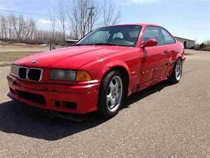 Find Used 1999 Bmw E36 M3 Hellrot Red Vaders Black Manual