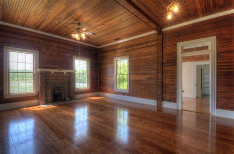 wood walls  great   flooring
