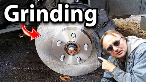 How To Fix Grinding Brakes On Your Car (rotors)