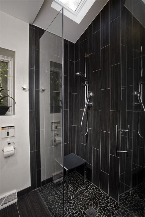 black and white small bathroom ideas black and white tiny bathroom decor with shower backsplash