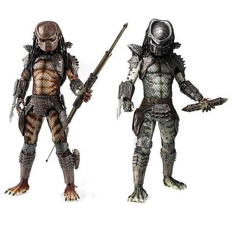 predator  predators  scale action figure set