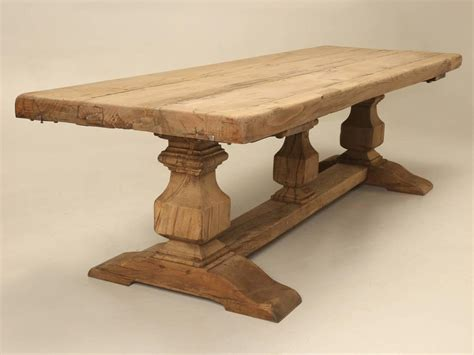 antique l tables sale french trestle antique dining table for sale at 1stdibs