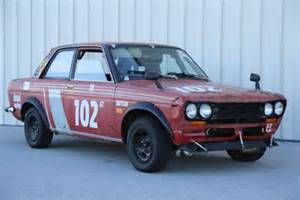 Datsun Rally by Datsun 510 Racecar Road Rally Autocross Car For Sale