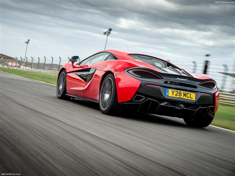 2016, 570s, Cars, Coupe, Mclaren, Supercars, Red ...