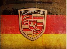 Plywood Porsche Logo wallpapers Plywood Porsche Logo