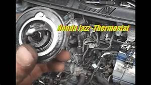 Honda Jazz   Fit   Thermostat Location And Replacement 1 4