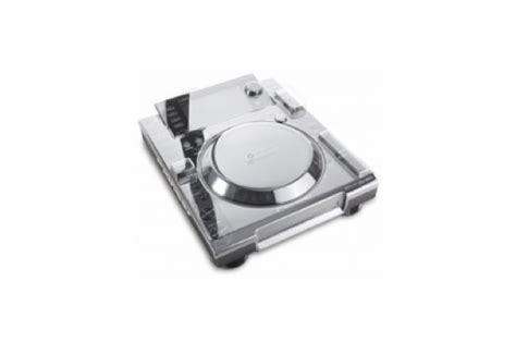 decksaver protective cover for cdj2000 smoked transparent new jsfrance