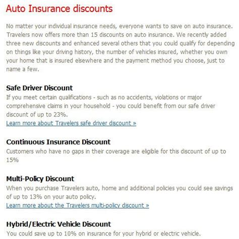 read   travellers auto insurance