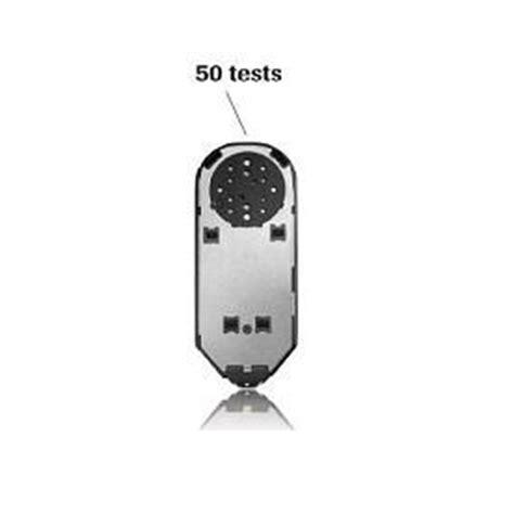 Accu Chek Mobile Cassette by Accu Chek Mobile Test Cassettes 100