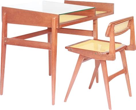 ensemble de bureau design ensemble de bureau en bois de roger landault 1950