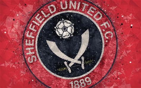 Download wallpapers Sheffield United FC, 4k, geometric art ...