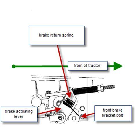 craftsman lt2000 deck belt adjustment lt2000 belt diagram
