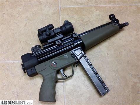 Pof Mp5 Pistol Original Box And
