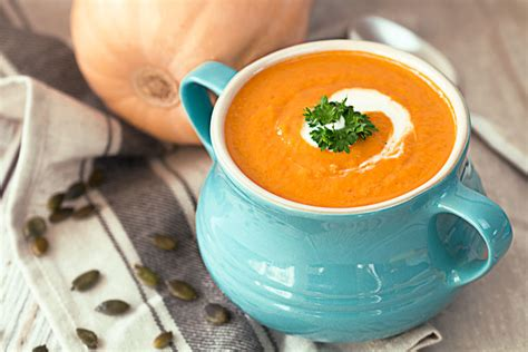organic soup kitchen easy pumpkin soup with coconut milk recipe the healthy tart 1234