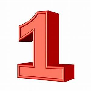 One 1 Number Free Image On Pixabay