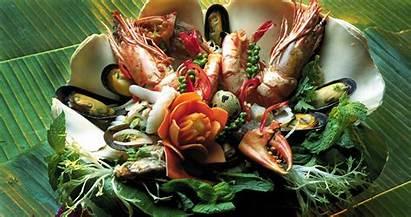 Thai Cuisine Thailand Bangkok Menu Recipes Chef