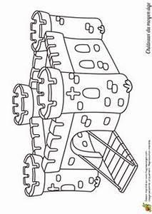decoration de noel a fabriquer 40 idees en papier 3d With beautiful faire une maison en 3d 9 fabriquer un chateau en carton