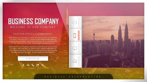 design super beautiful business