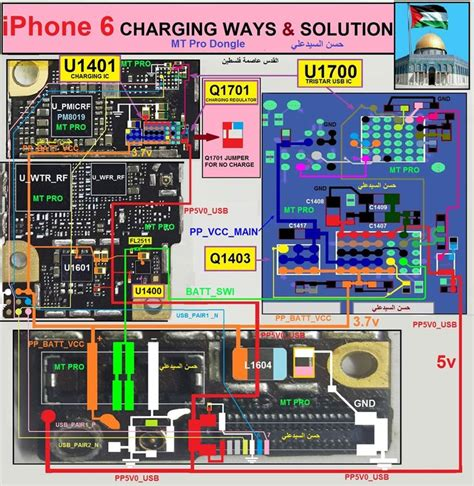 Iphone Charging Problem Solution Jumper Ways
