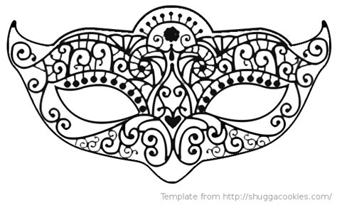 carnival masks template kids the gallery for gt printable lace masquerade mask template