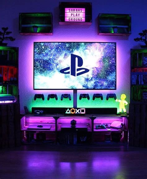 There are also a few things to avoid when using certain gaming monitor settings with your ps4. GAMING SETUP - Beautiful shot by @sarahs_playground How would you rate this set with 1 - 10? Tag ...