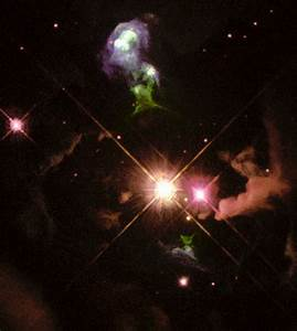 Herbig-Haro 32, a bright Herbig–Haro object in Aquila ...