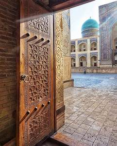 Bukhara, With, Sarah, Traveling, Nature, In, 2020
