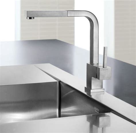 kitchen faucets contemporary 17 best images about ultra modern kitchen faucet designs