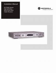 Motorola Dct 6400 Wiring Diagram
