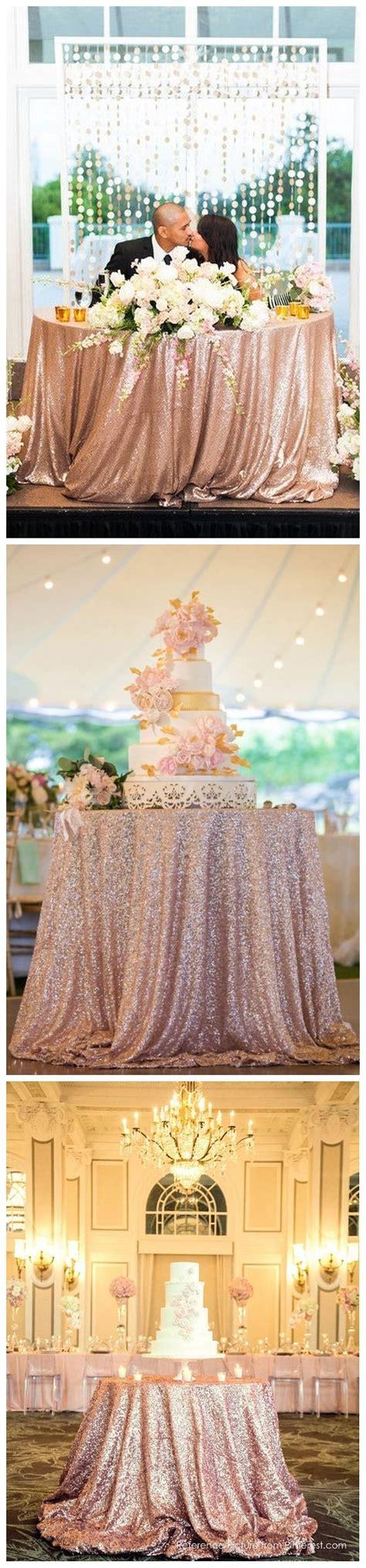 40 Rose Gold Metallic Wedding Color Ideas Sweetheart