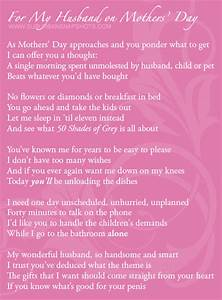 A Mothers 39 Day Poem For My Husband Mother S Day Pinterest