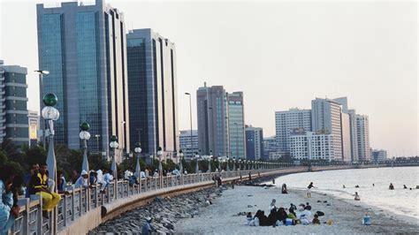 Corniche Abu Dhabi Back To The Future How Abu Dhabi Has Fast Forward In 30