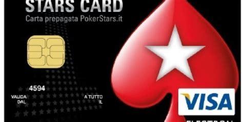 Pokerstars Lancia La Stars Card Italiapokerclub
