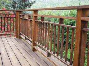 deck fences style ideas from a westchester fence company