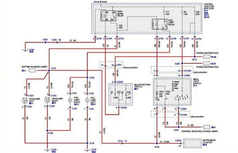 2002 Ford F 150 Speaker Wire Diagram by Fog Lights And High Beams Are Confused F150online Forums