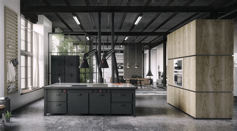 industrial home interior design industrial kitchen design ideas interior design ideas