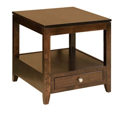 Amish End Tables Amish Furniture Amish Made End Tables Amish Furniture